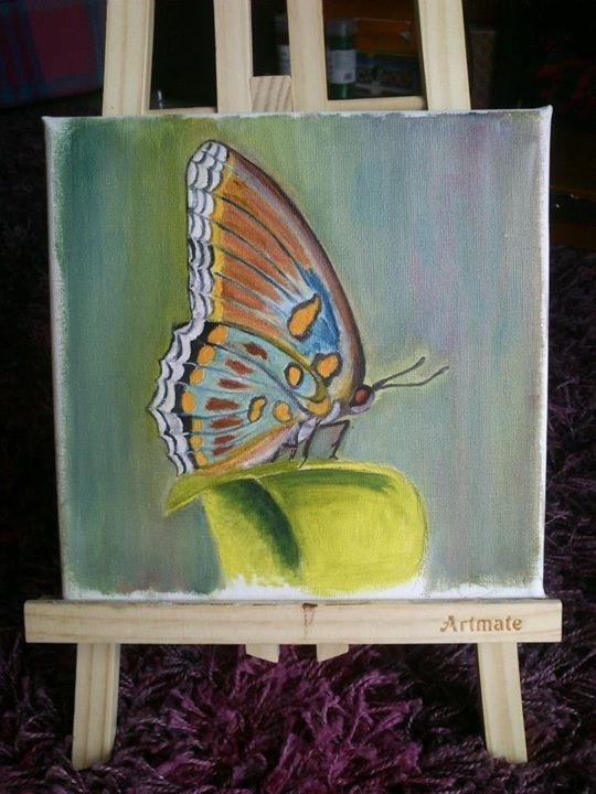 Painting 5 Hara Arkolaki