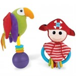 The Yookidoo Pirate Play Set has saved the day!