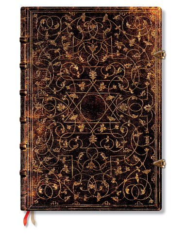 Grolier Ornamentali Grande Blank Journal