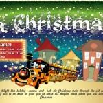 Valletta Christmas Train