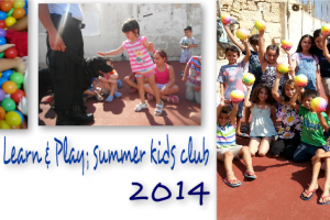 10% discount at Learn and Play Summer kids club