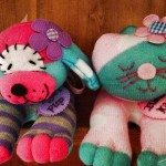 5% off on handmade toys by MyMy Sock Monkeys & Doll Face