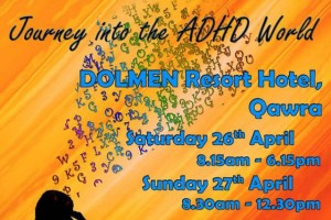 ADHD Malta Conference 2014 26 & 27 April, free of charge