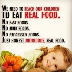 Nutrition and Children – basic guide