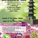 The Great Spring Horticultural Show 2014