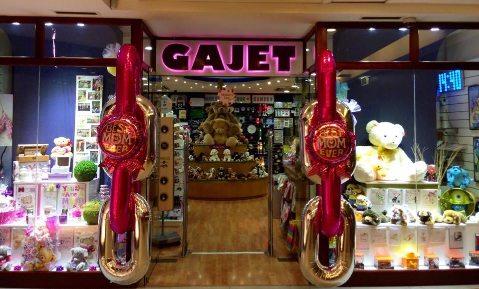 Gajet