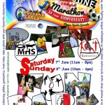 10th Anniversary of the Puttinu Cares – Football and Volleyball Marathon 6, 7, 8 June 2014