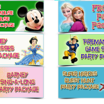 5% off on all party packages at Curtain Raiser Kids Parties