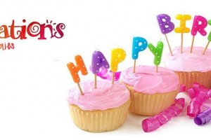 10% discount on all items at Celebrations Party Supplies