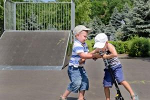 Siblings fighting – how to handle it?