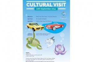 Cultural Visit – Fund Raising, 10th September Valletta