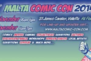 Malta Comic Con 2014