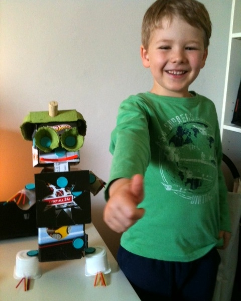 Joe's Robot