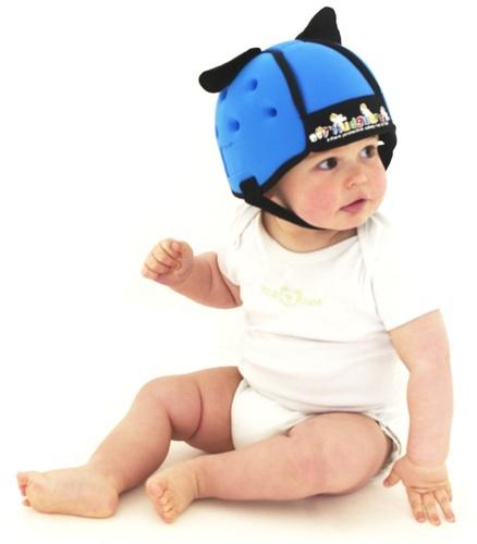 thudguard blue helmet