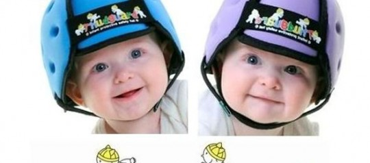 Giveaway  – Win a Thudguard infant safety hat