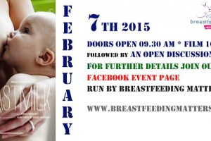 Breastmilk The Movie now in Malta – only a few seats left!
