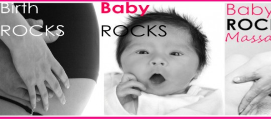 30% discount on the BirthROCKS pregnancy classes