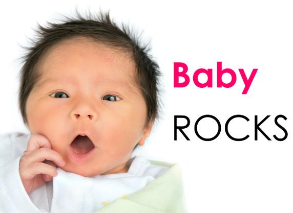 Baby-rocks