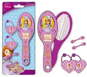 Disney Princess Sofia the First Hair Accessory sets