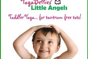 Little Angels Toddler Yoga Class