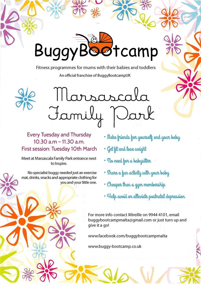 buggy bootcamp malta 2