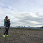 Babywearing workshop and carriers library
