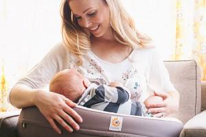 The Ergobaby Nursing Pillow won the prestigious Innovation Award 2015