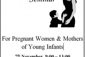 National Breastfeeding Week 2015 – FREE breastfeeding seminar