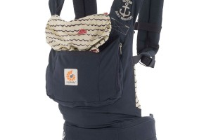 Win an Ergobaby Original Carrier Sailor & be the 1st one to have it in Malta!