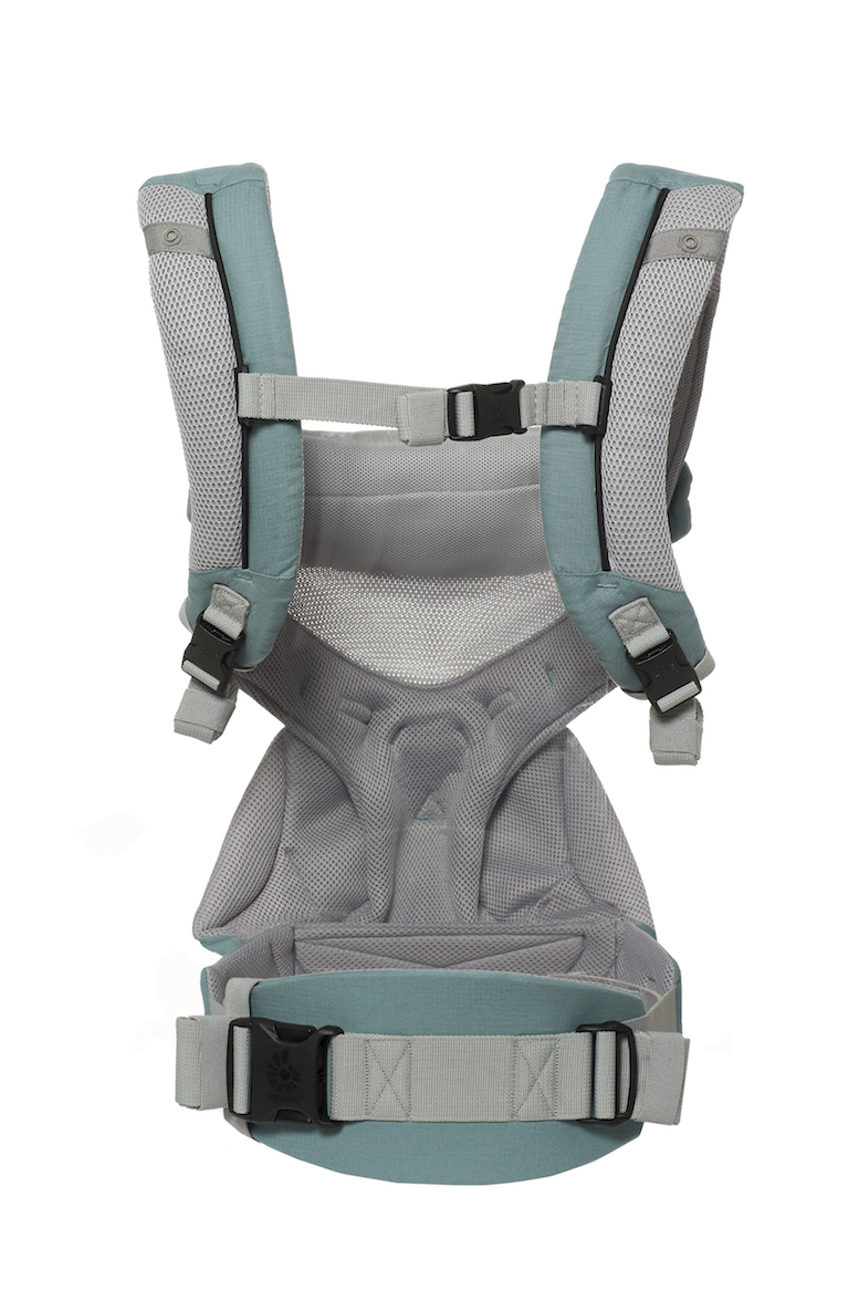A Comparison Of The Different Ergobaby Models Available On