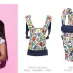 NEW Ergobaby Adapt and 360 Baby Carriers: Special Edition Keith Haring
