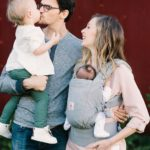 How to use my Ergobaby Adapt baby carrier from infancy to toddlerhood