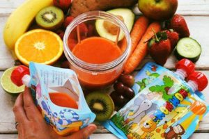 Interview with Eja Tomankova distributor of reusable baby food pouches