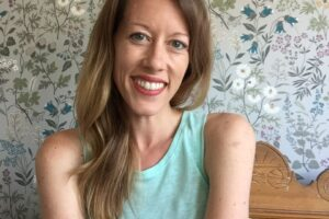 Lisa Ferland, the story of a multi-talented writer and mother to a ninja warrior and a dancing firefly