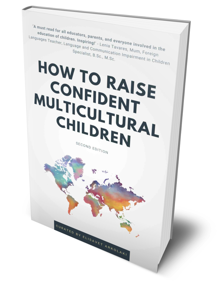 New book – How to Raise Confident Multicultural Children