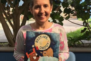 Interview with author Sharon Giltrow