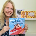 Interview with Dr. Jana Broecker, scientist and children's books author