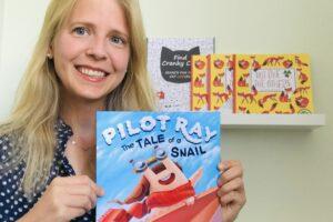 Interview with Dr. Jana Broecker, scientist and children's books author
