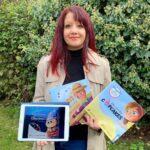 Interview with children's book author Amanda Kidd
