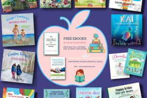 FREE eBooks in 18 languages on the 1st of June!