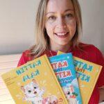 Interview with children's book author and language teacher Kristine Hokstad-Myzyri